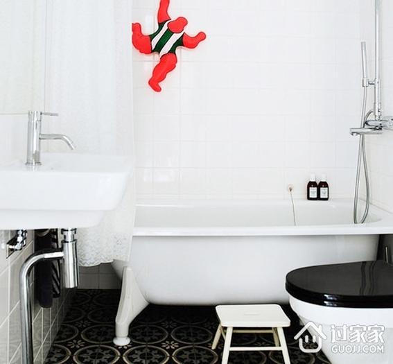 复古创意宜家风格欣赏卫生间