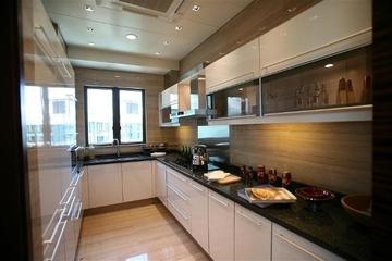 新古典三居室案例设计欣赏厨房橱柜