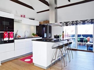 小户型阁楼巧装欣赏厨房
