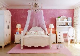 115平现代三居室案例欣赏卧室灯
