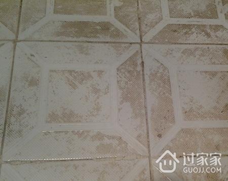 卫生间瓷砖污垢及水锈祛除方法