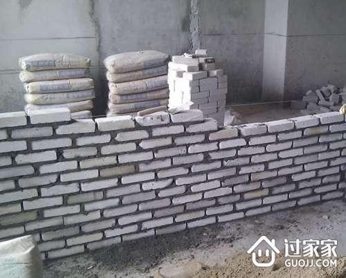 水泥砌墙施工十大注意事项