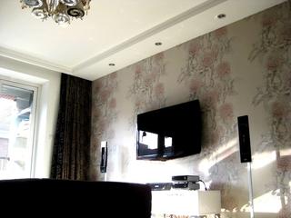 72平现代两居室欣赏