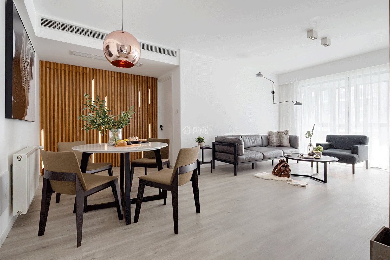【臻品案例鉴赏】第38期「舒适系」——99㎡现代简约宜居之家