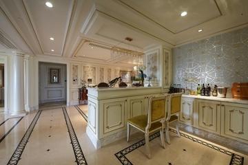 法式奢华住宅欣赏客厅陈设