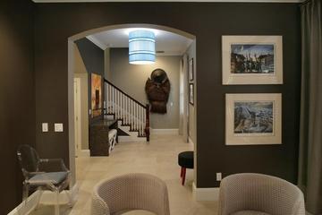 玄关与楼梯设计