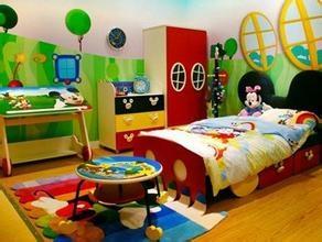 儿童卧室装修原则有哪些