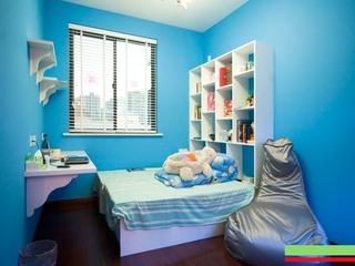 85平地中海浪漫住宅欣赏儿童房