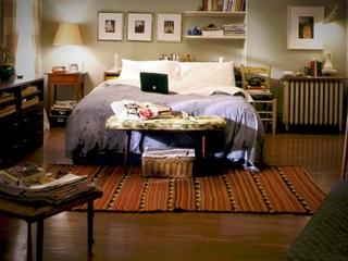 美式简约复古公寓欣赏