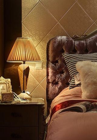 新古典雅致三居欣赏卧室灯具