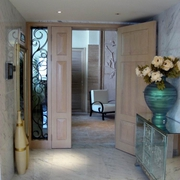 简约风格装饰设计客厅过道护设计