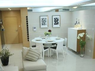 时尚简约一室一厅欣赏餐厅