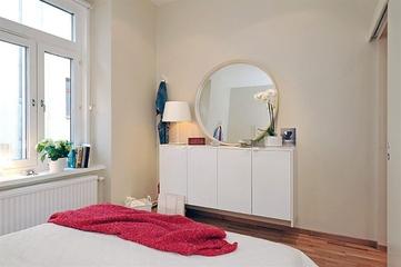 宜家风格效果套图卧室