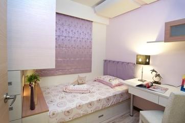 102平简约三居室欣赏儿童房