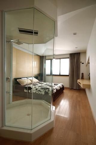 现代风格装修套图设计卧室