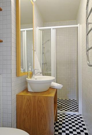 宜家住宅设计效果套图洗手台