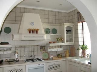 88平混搭风格案例欣赏厨房效果