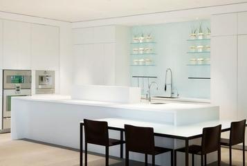 黑白空间搭配住宅欣赏厨房