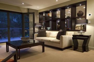 现代风格装饰效果图赏析客厅效果图