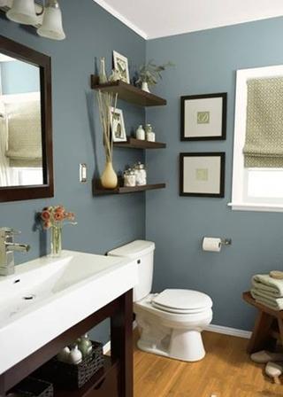 5大步骤装修出完美卫浴间 合理规划是前提