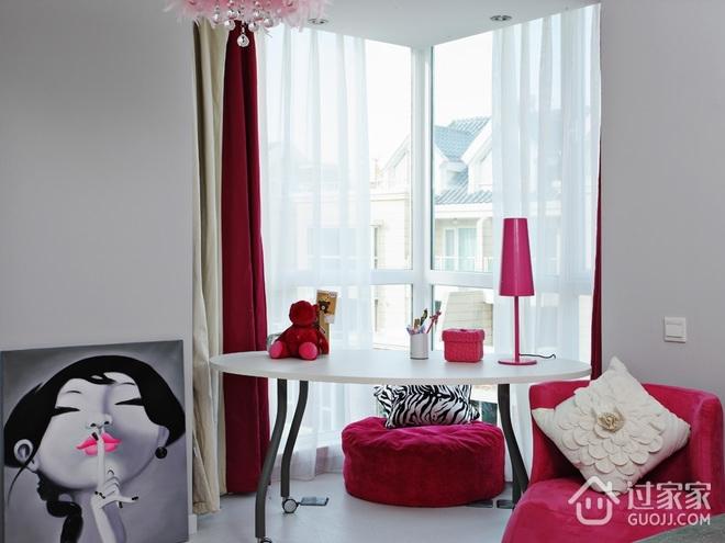高档现代舒适住宅欣赏卧室局部