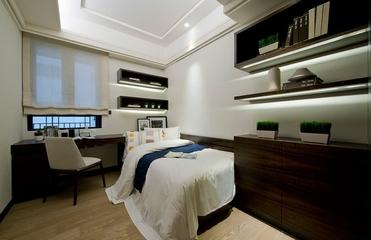 新古典雅致三居室欣赏儿童房
