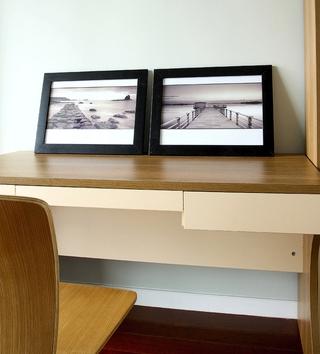 105平现代三室两厅欣赏卧室陈设