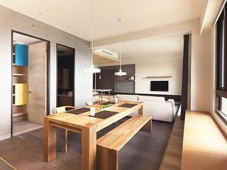 日式轻松两居室欣赏