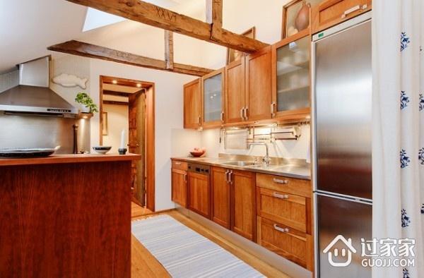 明亮阁楼设计欣赏厨房橱柜设计