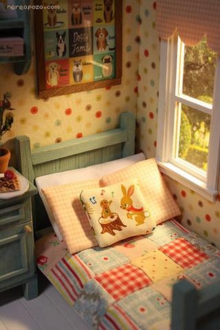混搭彩色住宅欣赏儿童房