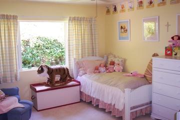 现代风格设计别墅赏析儿童房