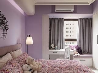 89平简约舒适住宅欣赏卧室局部