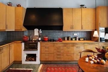 多彩北欧三居室欣赏厨房橱柜