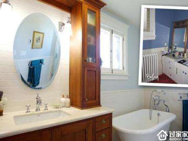 怕卫生间颜色不好看 快速掌握小户型装修卫生间颜色搭配原则
