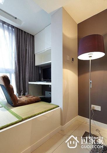 回归简单生活 卧室榻榻米设计图片