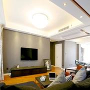 小户型一居室欣赏客厅设计