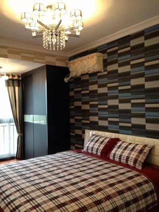 欧式风效果图欣赏卧室设计