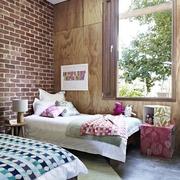 最质朴的美式乡村欣赏卧室陈设