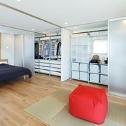 117平日式风格别墅欣赏卧室效果
