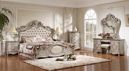 欧式家具和美式家具的区别?他们的风格有什么不一样?