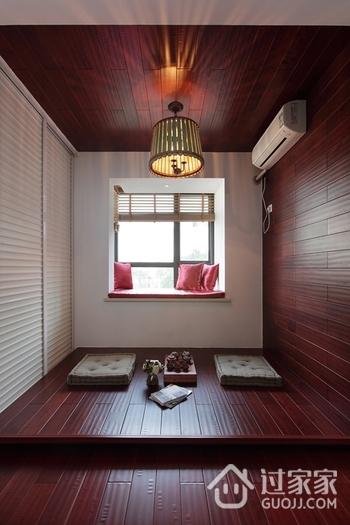 东南亚风格温情住宅欣赏客厅陈设