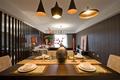 最新中式餐厅设计效果图欣赏