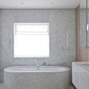 现代白色家居大宅欣赏卫生间