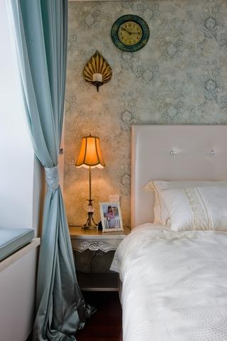 典雅法式装饰住宅欣赏卧室局部