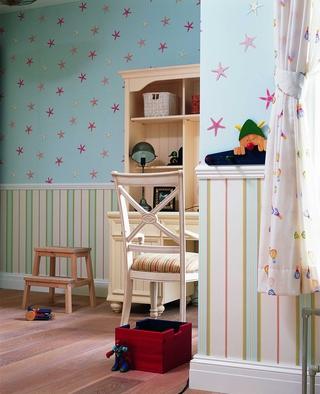 混搭风格温馨住宅欣赏儿童房设计