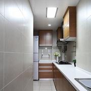 三世同堂简约温馨住宅欣赏厨房
