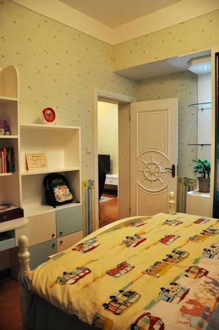 168平美式温馨住宅欣赏儿童房设计