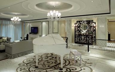 奢华新古典风室内装修效果图