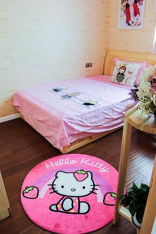 舒适宁静简约住宅欣赏儿童房