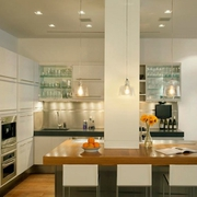 简约多功能住宅欣赏厨房设计
